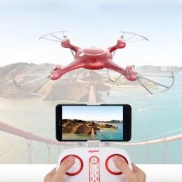 RC WiFi UFO FPV Drone HD Camera +BONUS BATTERY 2.4G 6 Axis Gyro RTF RC Headless Quadcopter Flight Plan & APP Control by Time