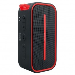 SEE ME HERE BV500 Ultra Portable Wireless Bluetooth Speaker Loud with Bass, IPX5 Water Resistant,Hiking, Climbing, Beach, Shower