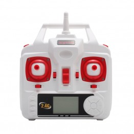 SYMA X5HC RC Helicopter 4CH 2.4GHz 6-Axis Drone With 2.0MP HD Camera Headless mode Automatic Air Pressure High Quadcopter Toys