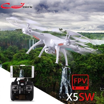 SYMA X5S X5SC X5SW FPV Drone X5C Upgrade 2MP FPV Camera Real Time Video RC Quadcopter 2.4G 6-Axis Quadrocopter RC Airplane toy32627856792