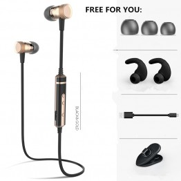 Sound Intone H6 Brand Bluetooth Earphone With Mic Wireless Earphones Sport Running Bass Bluetooth Headsets For iPhone Xiaomi