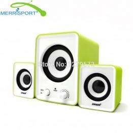 Subwoofer 2.1 Speaker Sound System PC Home Desktop Audio Stereo Speakers For Alienware, Lenovo & More Laptop / Desktop Computers