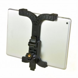 Super Quality ABS Self-Stick Tripod Mount Stand Holder Tablet Mount Holder Bracket Clip Accessories For 7-11'' Tablet For iPad