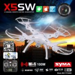 Syma X5SW Quadrocopter Drone With Camera HD FPV Dron Skimmer Rc Helicopter WIFI Quadcopter Remote Control Helicoptero