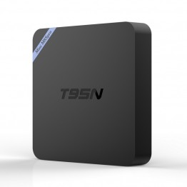 T95N Mini M8S Pro m8spro Android 6.0 TV Box S905X Quad Core Wifi 2G 8G Memory Smart Set top Box Emmc DDR3