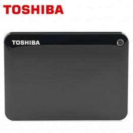 "TOSHIBA 1TB External HDD 1000GB Portable Slim Hard Drive Disk USB 3.0 SATA3 2.5"" Original New Colorful HD"