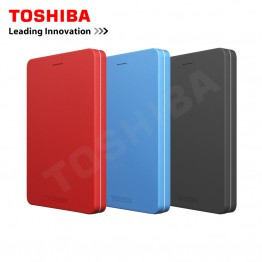 "Toshiba Canvio Alumy USB 3.0 2.5"" 500G/1TB/2TB External Portable Hard Drives HDD Hard Disk Disque Dur Externe2 to Desktop Laptop"