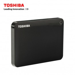 "Toshiba Canvio Connect II 2.5"" External Hard Drive 500G/1TB/2TB USB 3.0 HDD Hard Disk Desktop Laptop Storage Devices HD Disk"