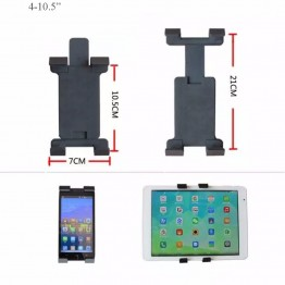 Universal Tablet Car Holder Phone Mount Car Back Seat Headrest Dual Mount Stand Car Accessories For iPad Xiaomi Samsung Lenovo