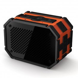 Updated Mpow Armor Waterproof wireless Bluetooth Speaker Passive Outdoor Loudspeakers MP3 Speakers Power Bank for iPhone Xiaomi