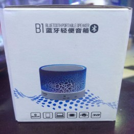 Wireless Bluetooth speaker card subwoofer portable mini