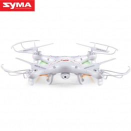 X5C Syma drone Explorers 2.4G 4CH rc airplane 4ch rc Quadcopter With HD Camera LCD Drone RTF 2G with Light&X5 no camera edition