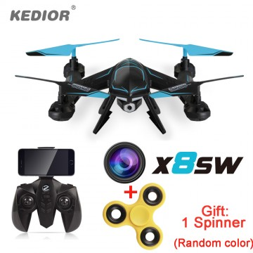 X8SW Wifi Fpv Drone with Camera HD Rc Helicopter Quadcopter 2.4G Professional Dron 720P Flying Camera Helicopter UAV For Sale32747493829
