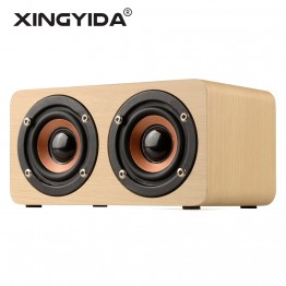 XINGYIDA Portable HiFi Wireless Bluetooth Speaker Dual Speakers Shock Bass Loudspeakers caixa de som Soundbar for Mobile Phones