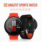 Xiaomi AMAZFIT Sport Smart Watch GPS Real-time Heart Rate Monitor Track Wristband English Version 512MB 4GB for Android IOS