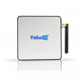 Yokatv KB2 Amlogic S912 Octa core Android TV Box 2GB 32GB Android 6.0 Set Top Box Bluetooth 4.0 1000M LAN Kodi 4K Media Player