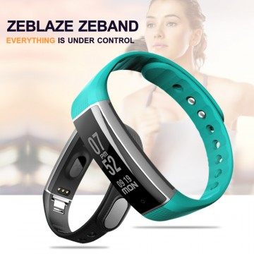 Zeblaze ZeBand Bluetooth 4.0 Smart Watch IP67 Waterproof Smart Wristband Support Heart Rate Monitor Pedometer for Android IOS32756017507
