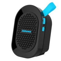 jabees Outdoor Portable Bluetooth Speaker rugged IPX4 Waterproof Speakers with Powerful Driver/built-in Mic wireless speaker