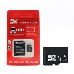 micro sd card 4GB 8GB 16 GB 32 GB 64GB class6 with adapter memory cards Flash Memory Microsd TF card  for phone/Tablet/Camera